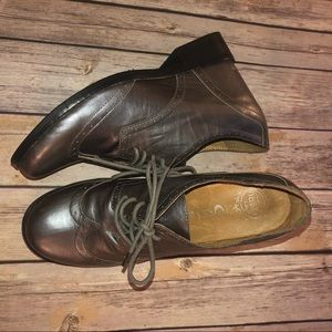 Jeffrey Campbell || Wedged Oxford Shoe Size 10